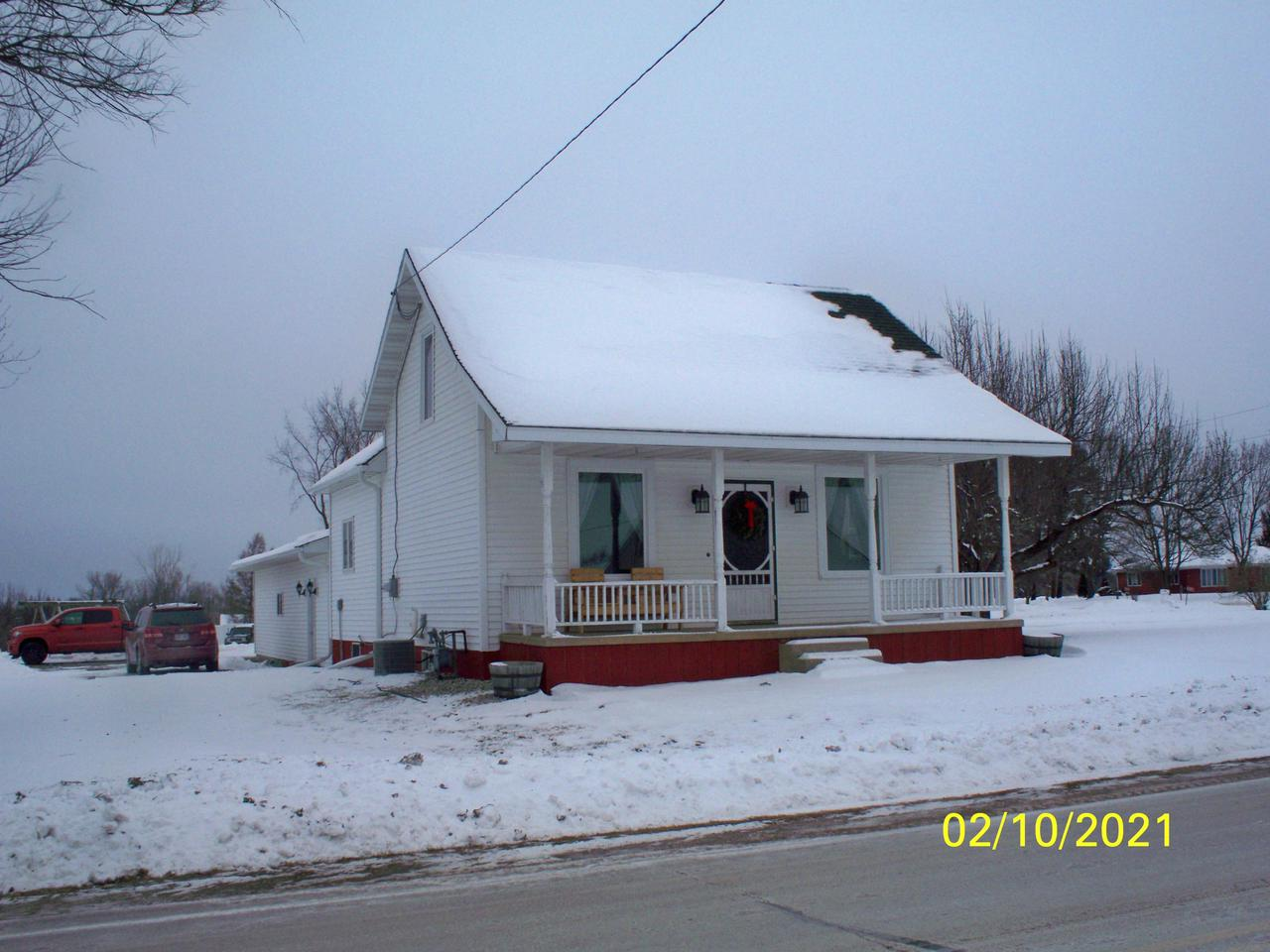 View Single-Family Home For Sale at W8414 County Q, Pound, WI