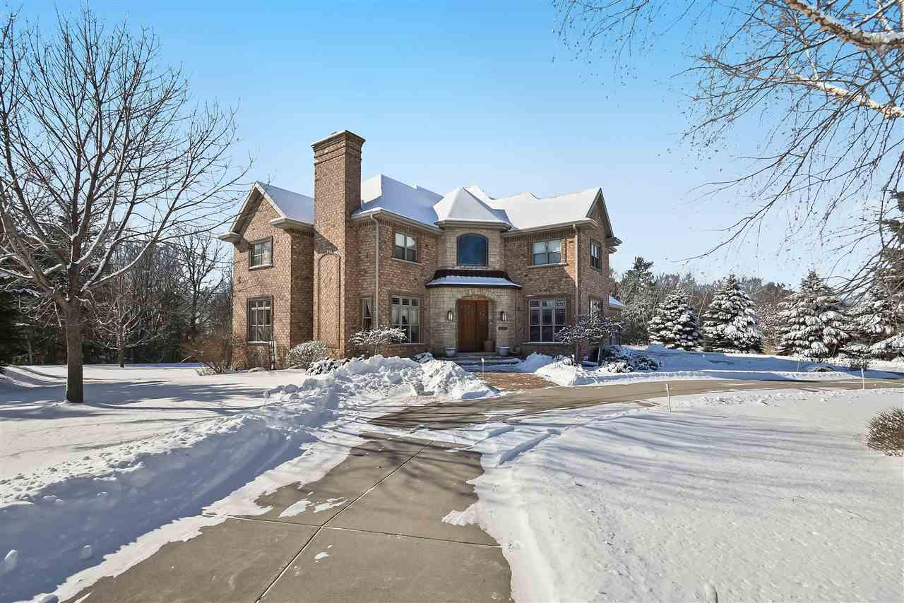 View Single-Family Home For Sale at 2520 MEADOW BREEZE COURT, Green Bay, WI