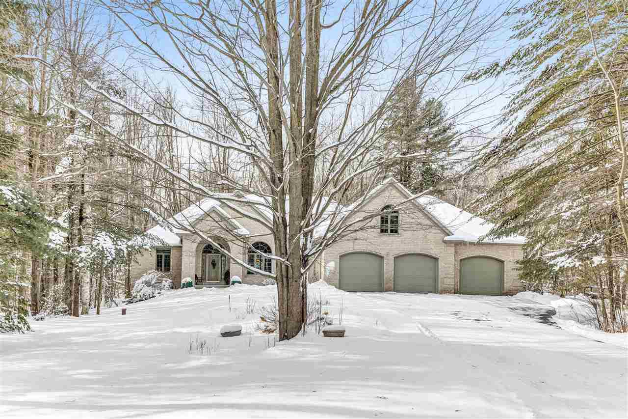 View Single-Family Home For Sale at 1815 ZION LANE, Abrams, WI