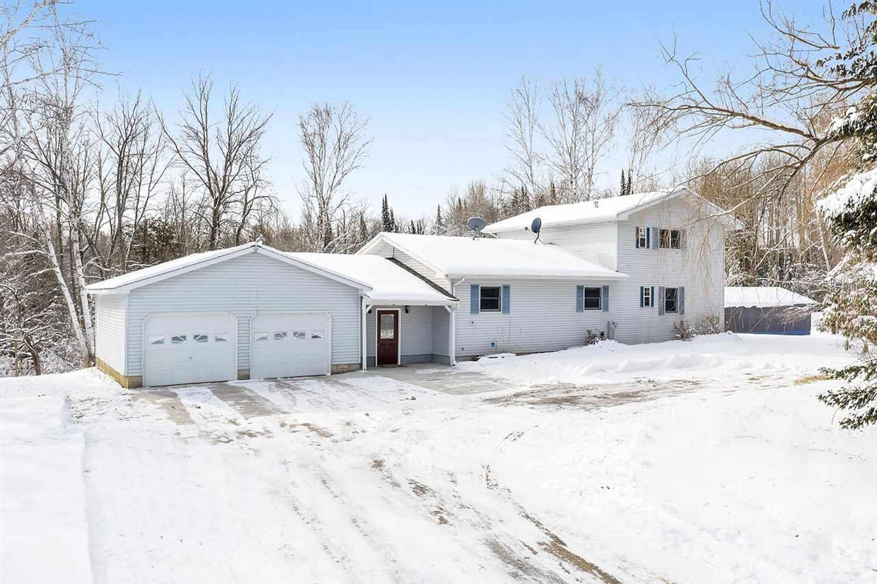View Single-Family Home For Sale at W4923 HWY G, Porterfield, WI