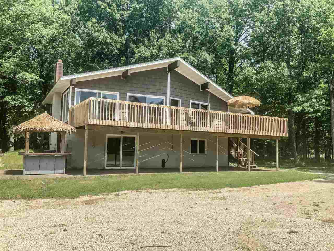 View Single-Family Home For Sale at N8603 BOAT LANDING ROAD, Wausaukee, WI