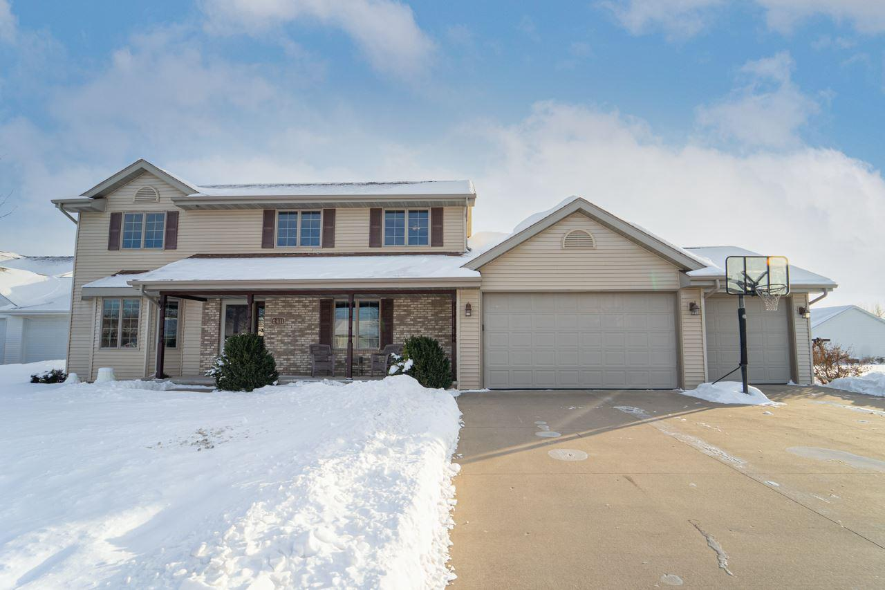 View Single-Family Home For Sale at 2411 LUPINE COURT, Menasha, WI