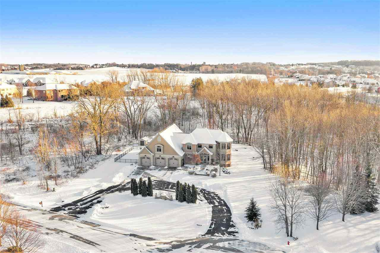 View Single-Family Home For Sale at 2264 FOX DEN COURT, De Pere, WI
