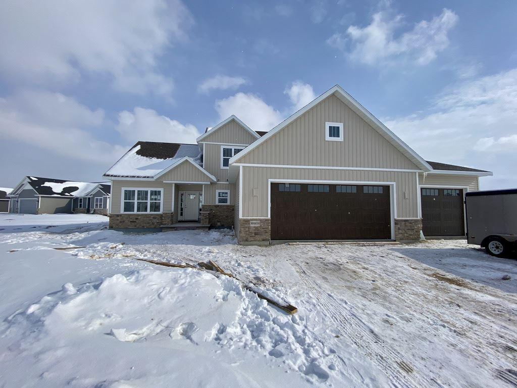 View Single-Family Home For Sale at W6876 DESIGN DRIVE, Greenville, WI