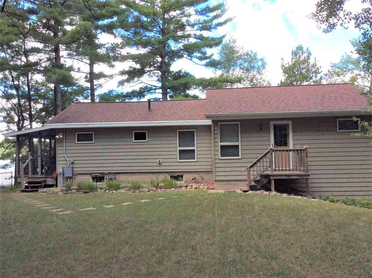 View Single-Family Home For Sale at 16506 WABOOSE DRIVE, Crivitz, WI
