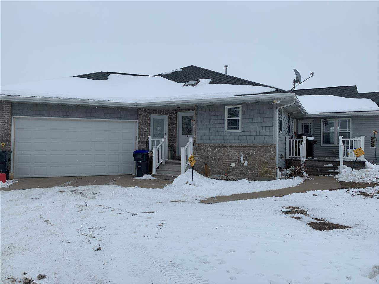 View Single-Family Home For Sale at W7205 NEWLAND ROAD, Black Creek, WI