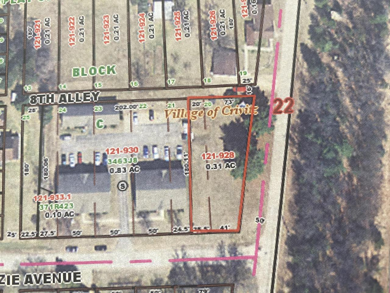 View Vacant Land For Sale at 1 Lot Fritzie Ave, Crivitz, WI
