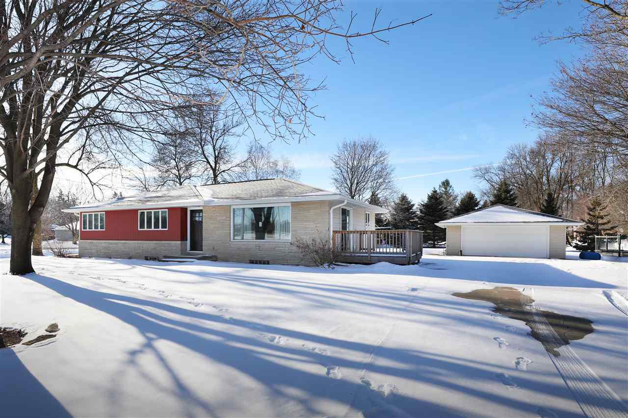 View Single-Family Home For Sale at W6649 GREENVILLE AVENUE, Greenville, WI