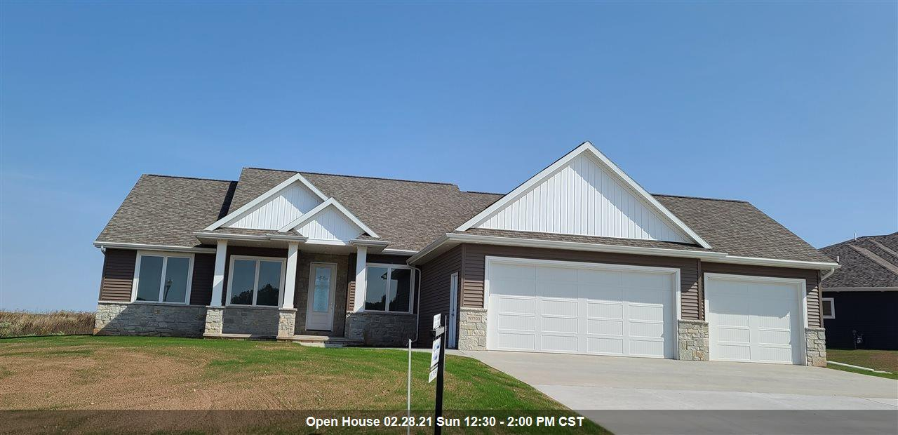 View Single-Family Home For Sale at W7103 RIDGELINE TRAIL, Greenville, WI
