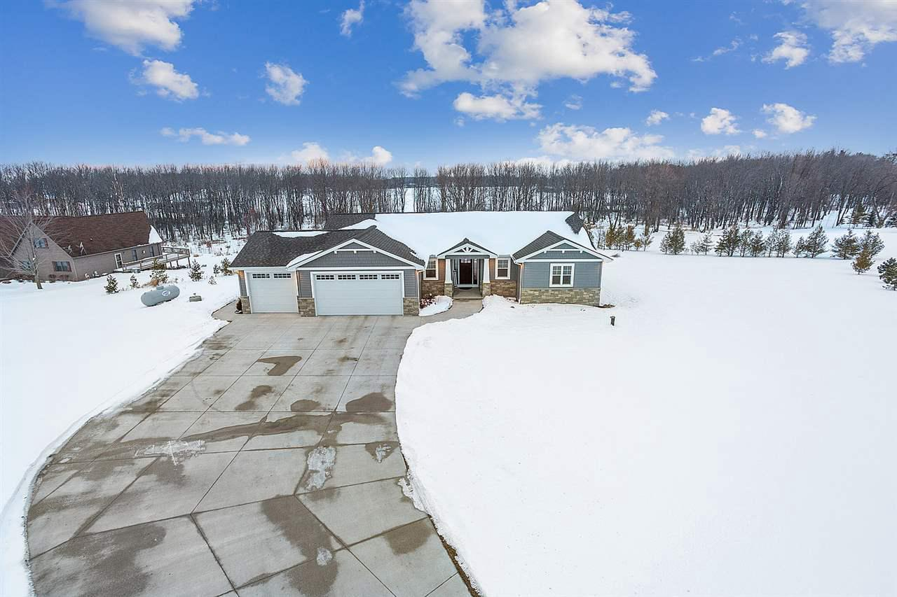View Single-Family Home For Sale at 3116 WHITETAIL RUN, Brillion, WI