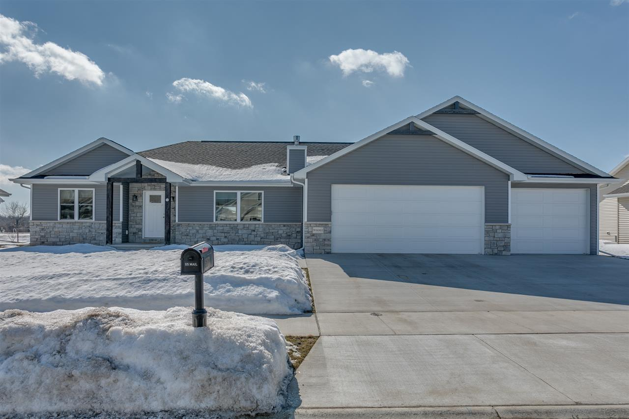 View Single-Family Home For Sale at W6063 ZACH STREET, Menasha, WI