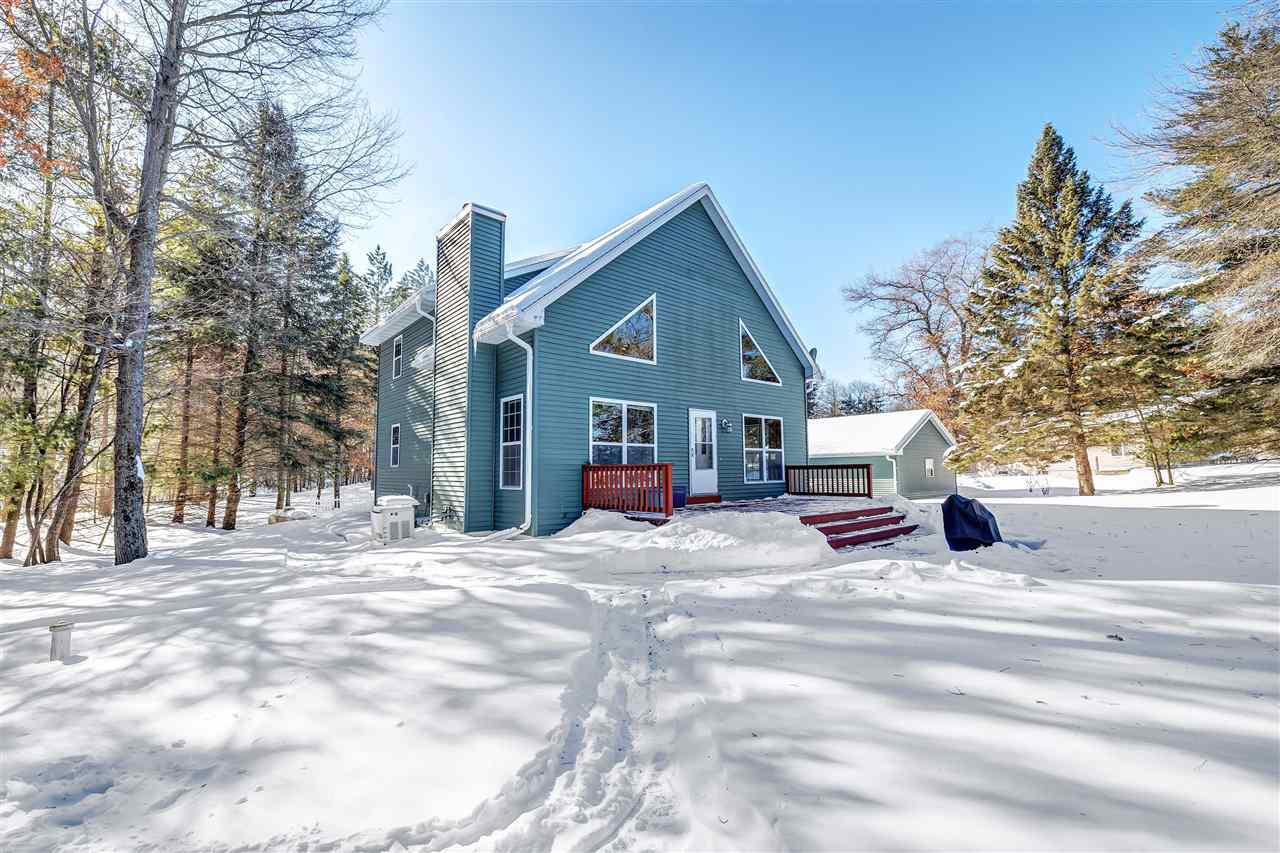 View Single-Family Home For Sale at W7938 SKORY ROAD, Wausaukee, WI