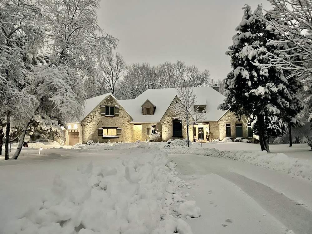 View Single-Family Home For Sale at W2348 VALLEYWOOD LANE, Appleton, WI