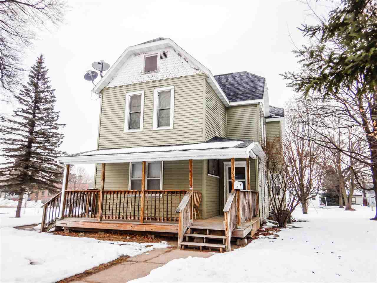 View Multi-Family For Sale at 130 S FRANKLIN STREET, Oconto Falls, WI