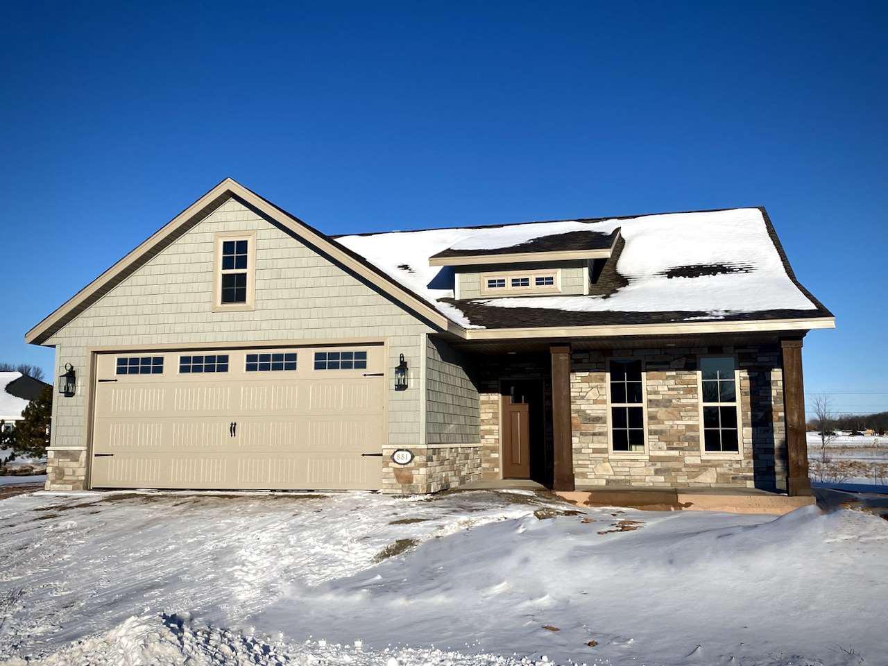 View Single-Family Home For Sale at 881 WHISPER FALLS LANE, Menasha, WI
