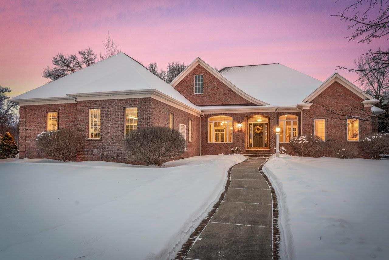 View Single-Family Home For Sale at 1057 S WYNDRUSH DRIVE, Suamico, WI
