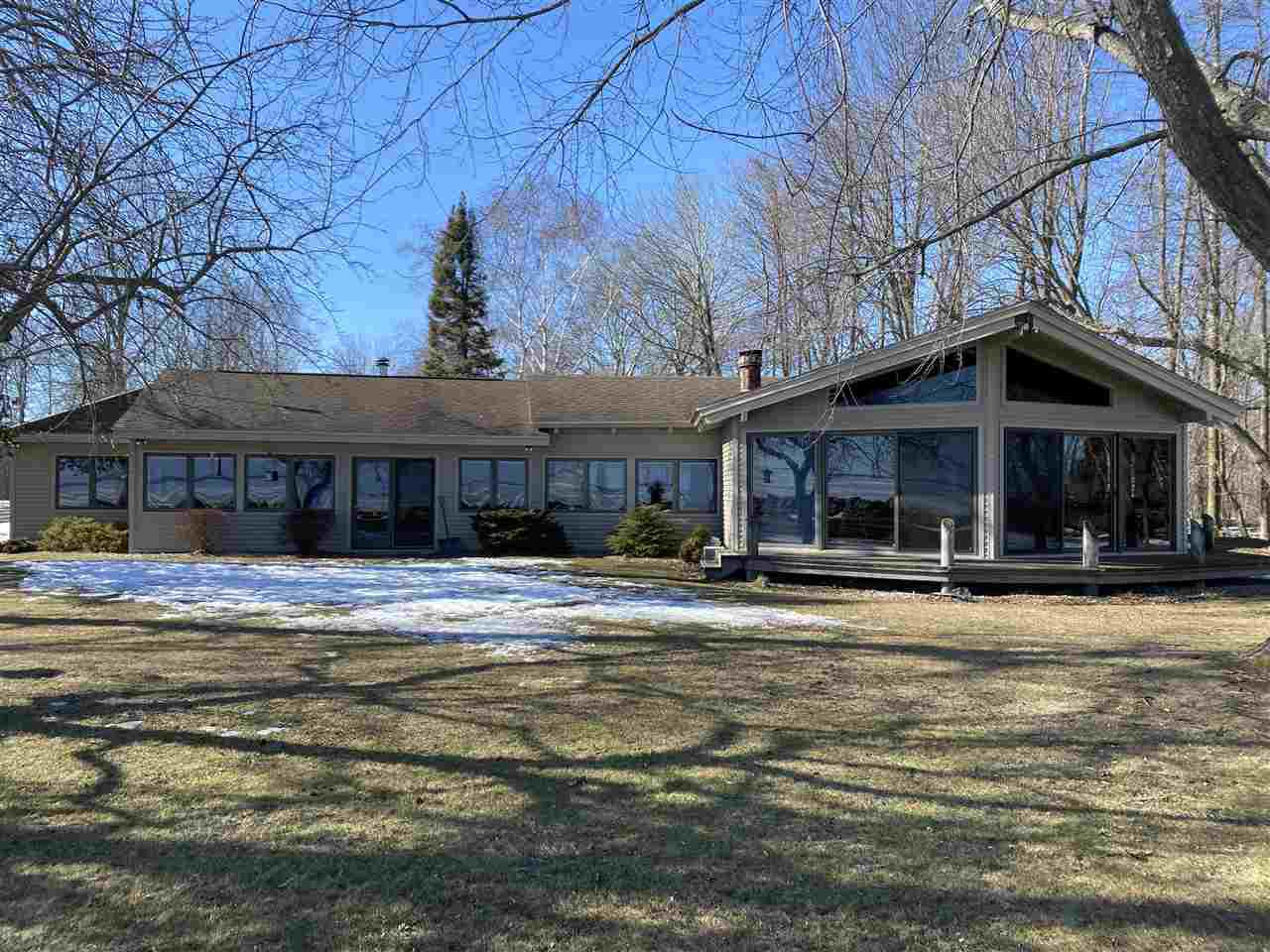View Single-Family Home For Sale at 5014 HWY N, Oconto, WI