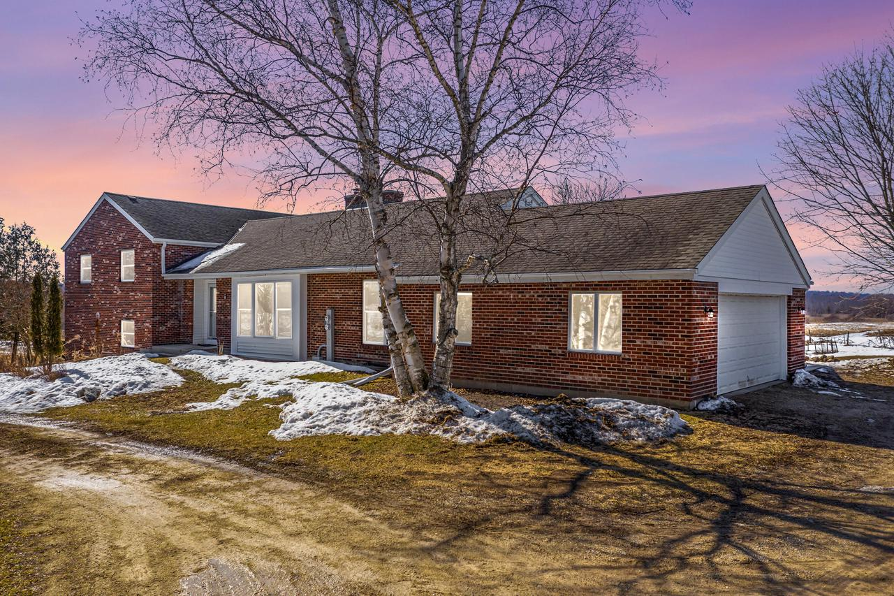 View Single-Family Home For Sale at N6727 County Road E, Fredonia, WI