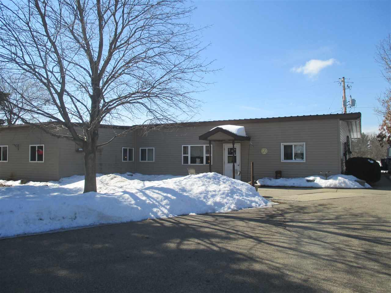 View Commercial For Sale at N3849 Hwy 22, Montello, WI