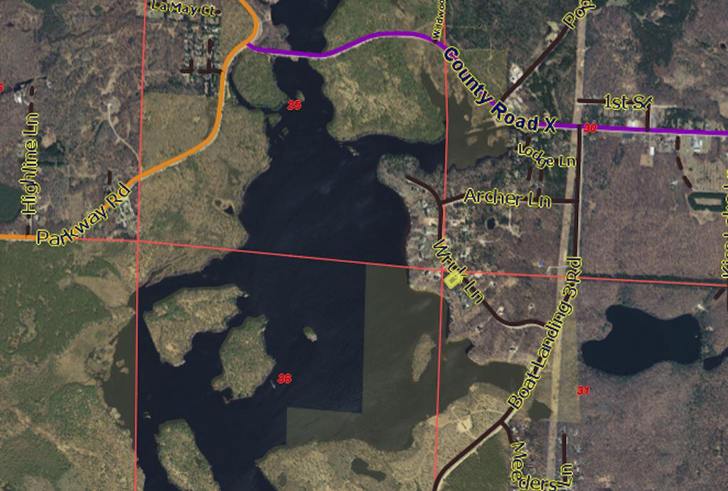 View Vacant Land For Sale at WRUK LANE, Stephenson, WI