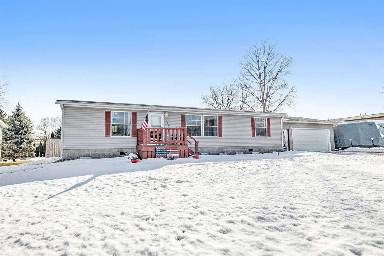 View Single-Family Home For Sale at 584 COUNTRYSIDE LANE, Oconto Falls, WI