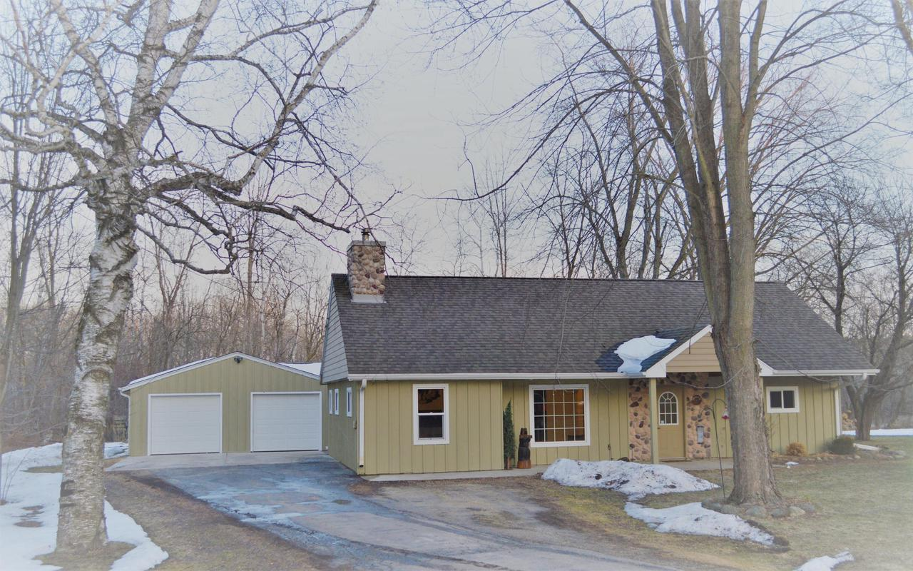 View Single-Family Home For Sale at 3756 Birchwood Rd, Saukville, WI