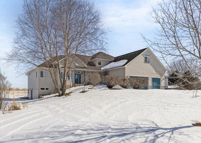View Single-Family Home For Sale at W12410 832nd Ave, River Falls, WI