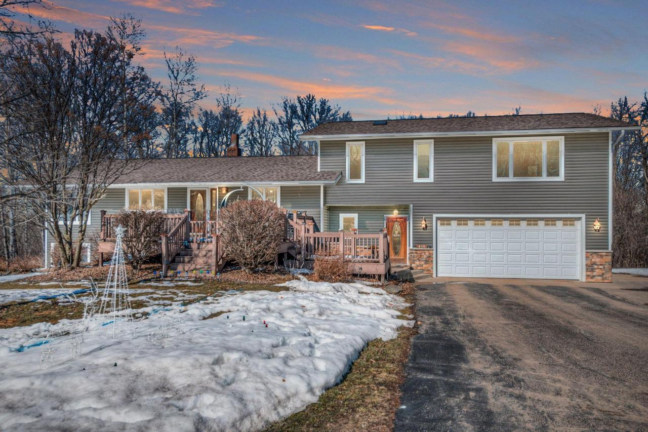 View Single-Family Home For Sale at W430 Golfview Dr, Spring Valley, WI