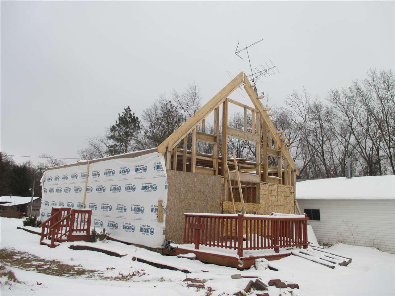 View Single-Family Home For Sale at W6205 South St, Montello, WI
