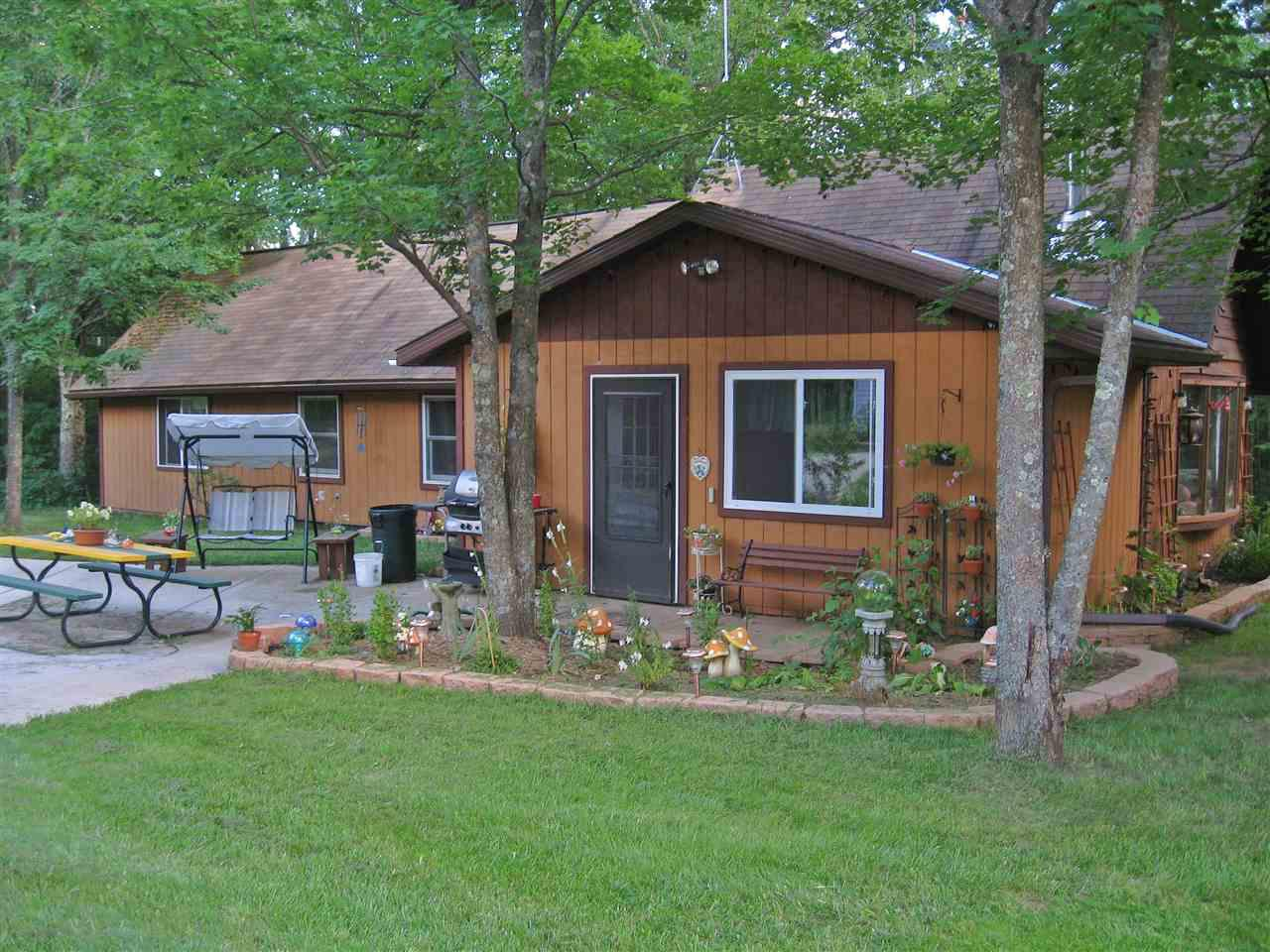 View Single-Family Home For Sale at N17406 BREEZEWOOD LANE, Pembine, WI