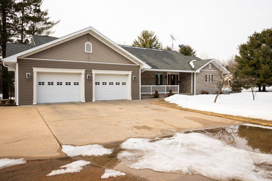 View Single-Family Home For Sale at 16943 HWY T, Townsend, WI