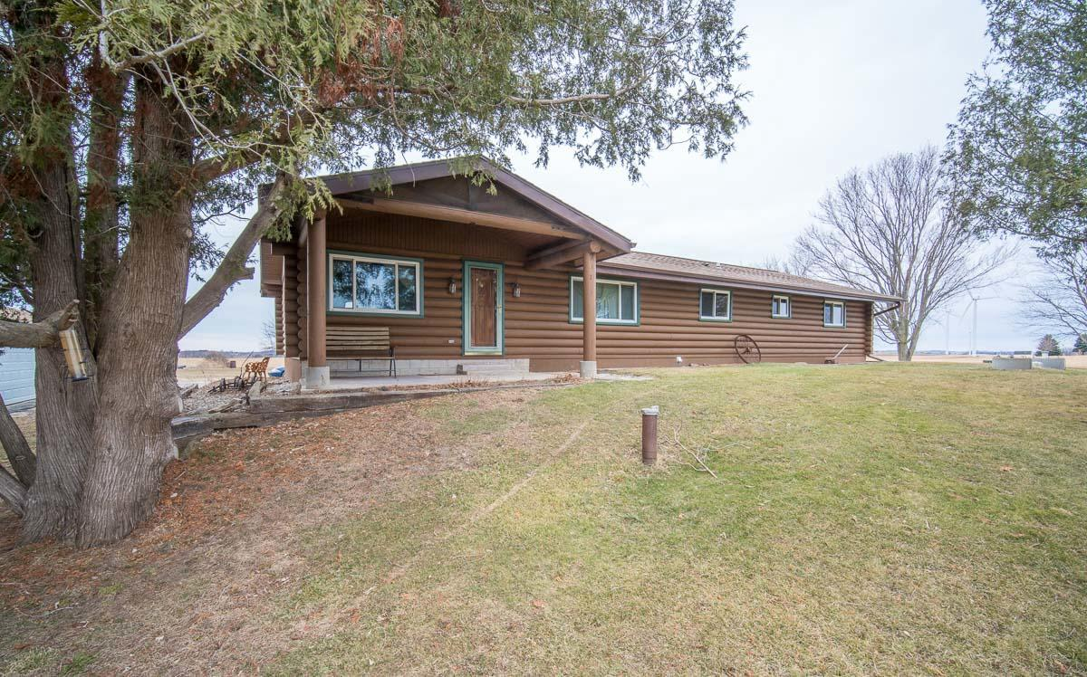 View Single-Family Home For Sale at N9539 County Road Q, Saint Cloud, WI
