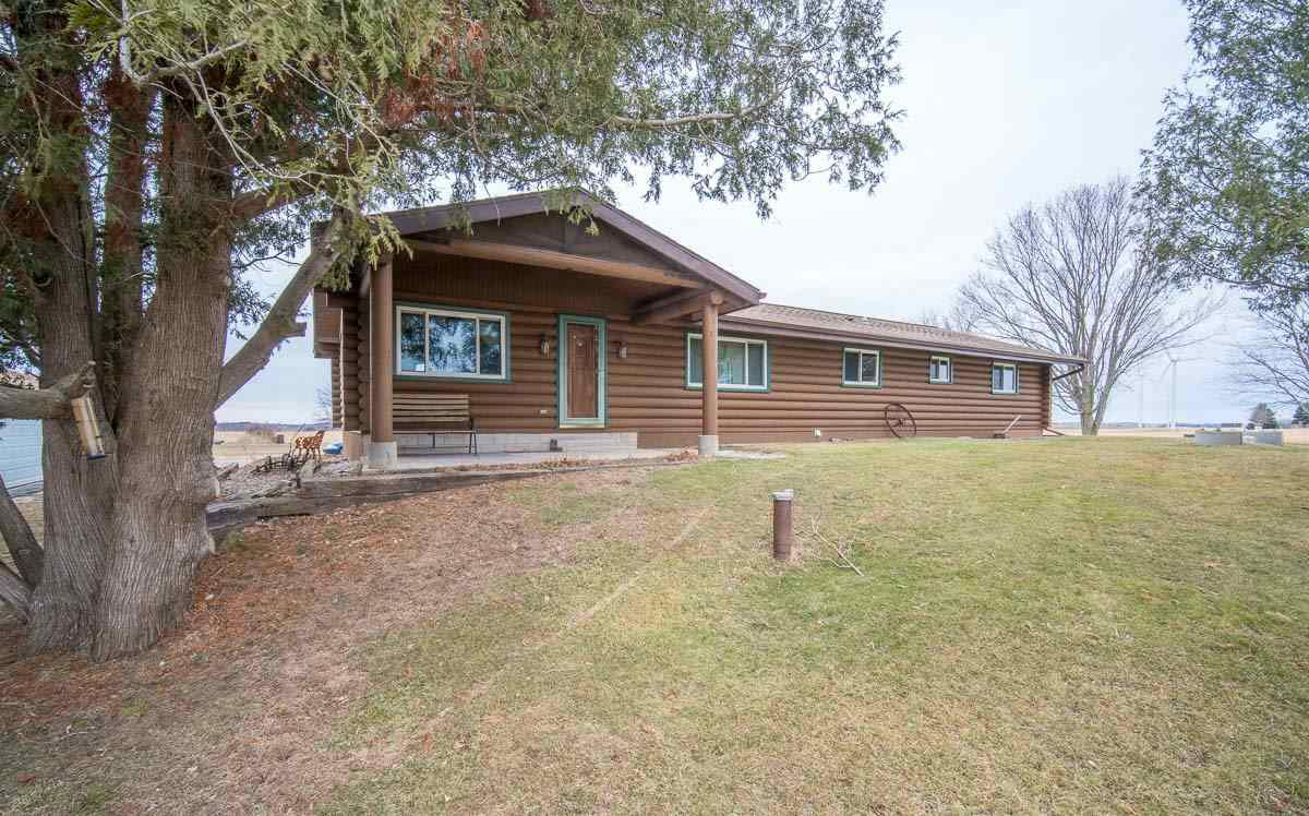 View Single-Family Home For Sale at N9539 HWY Q, Saint Cloud, WI