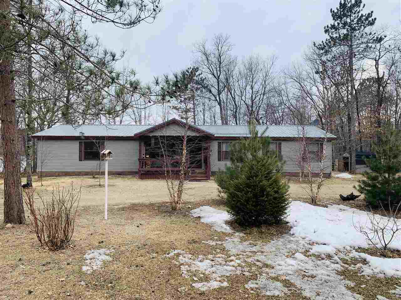 View Single-Family Home For Sale at 16567 MARTIN LANE, Crivitz, WI