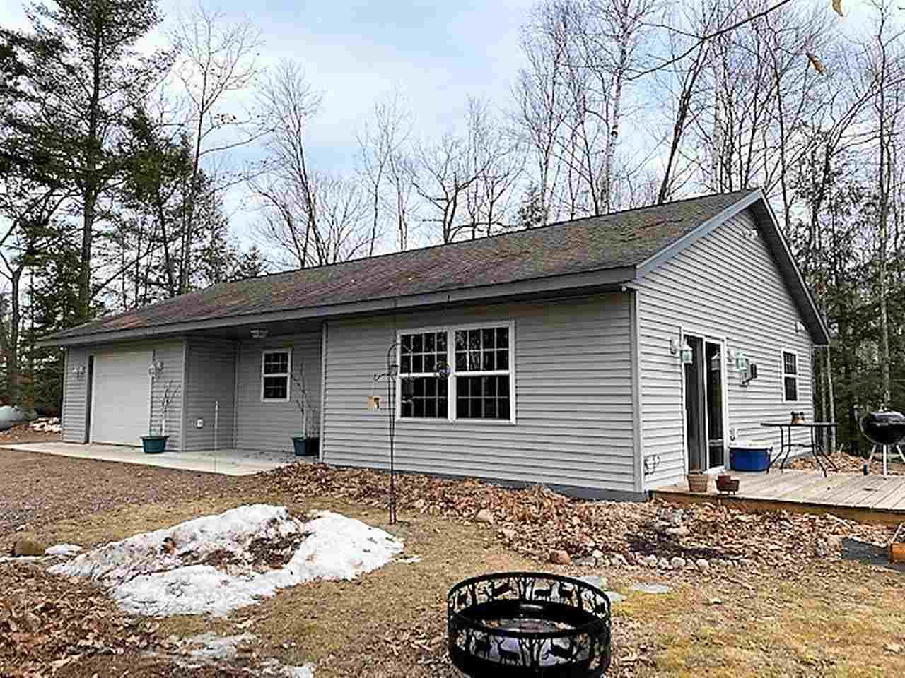 View Single-Family Home For Sale at 16468 WOODRIDGE LANE, Mountain, WI