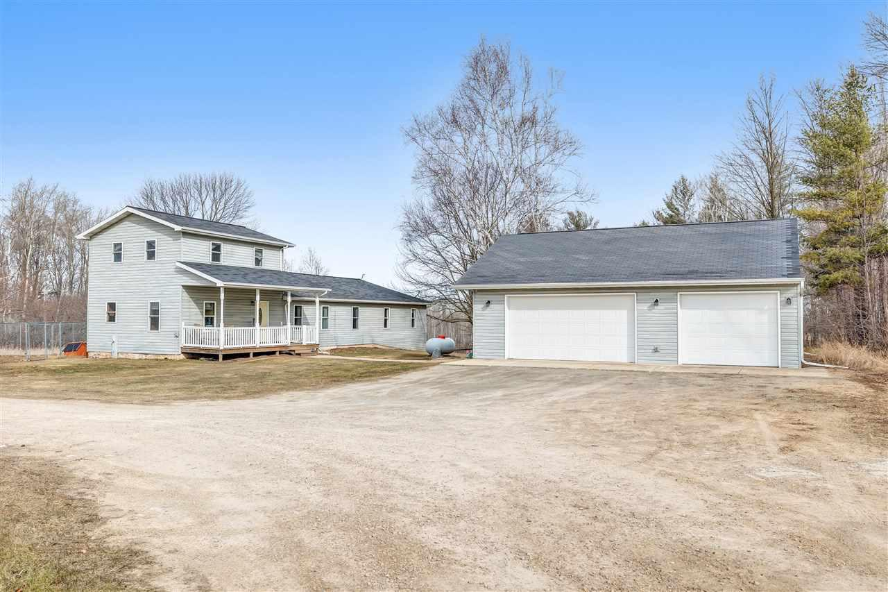 View Single-Family Home For Sale at 9548 BAYER LANE, Oconto Falls, WI