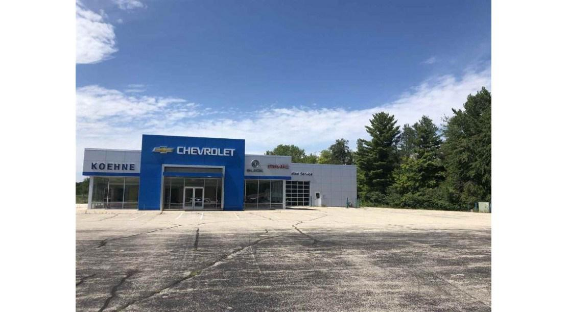 View Commercial For Sale at 5659 HWY 41, Oconto, WI