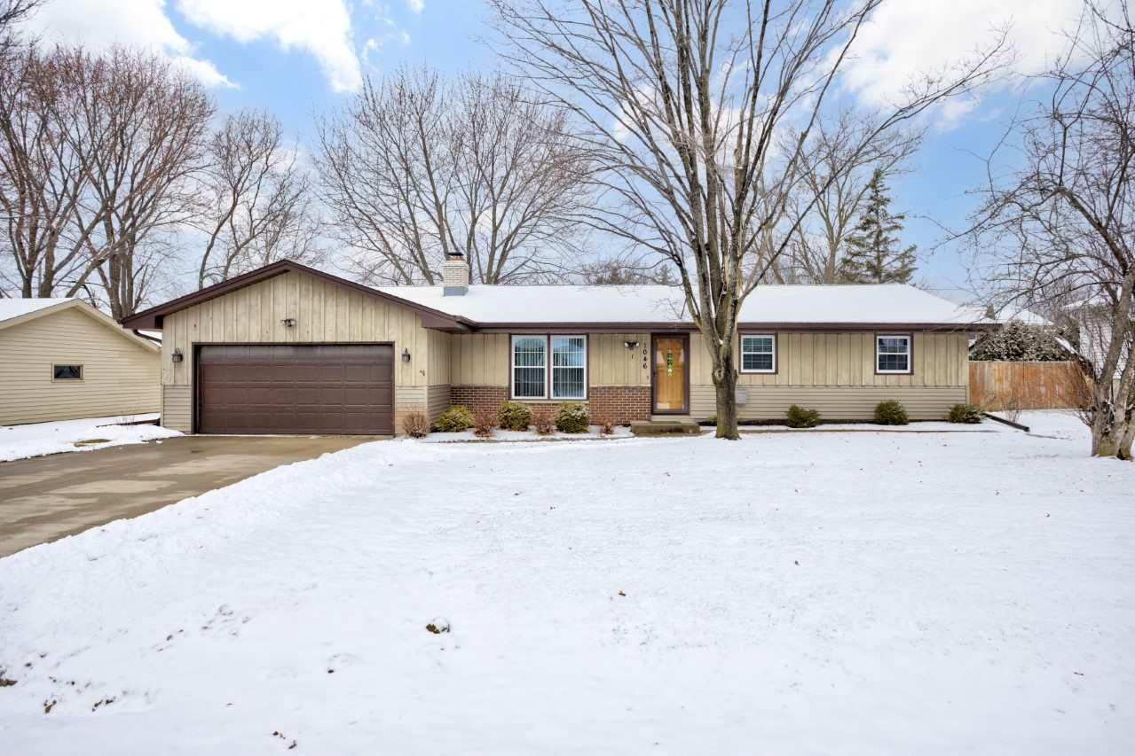 View Single-Family Home For Sale at 1046 GOSS AVENUE, Menasha, WI