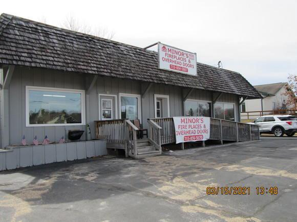 View Commercial For Sale at 803/805 Main Ave/Cty W, Crivitz, WI