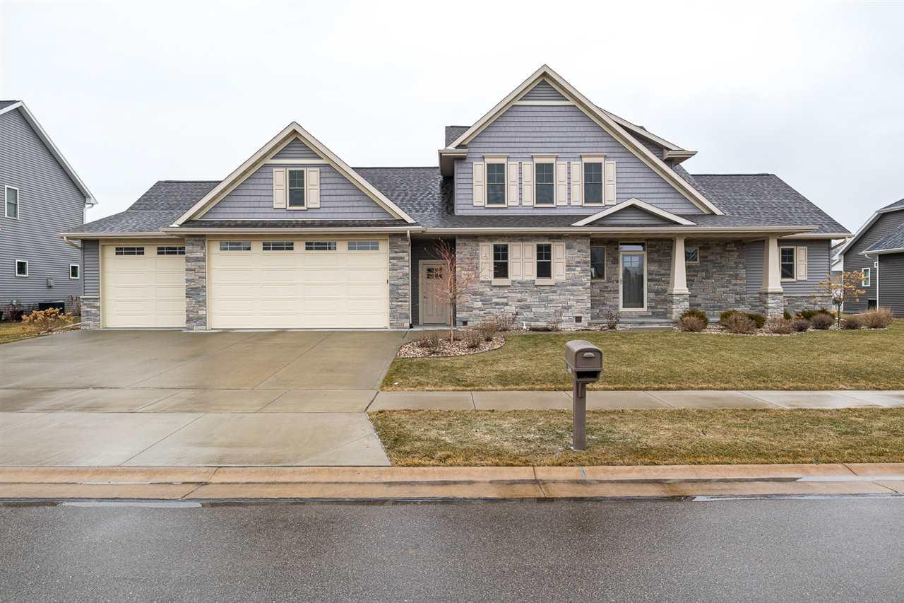 View Single-Family Home For Sale at N8932 HARRISVILLE COURT, Menasha, WI