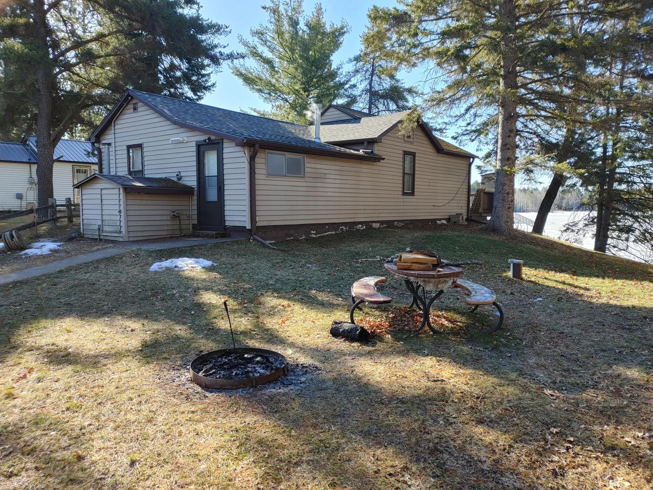 View Single-Family Home For Sale at N10354 Horseshoe Rd, Tomahawk, WI