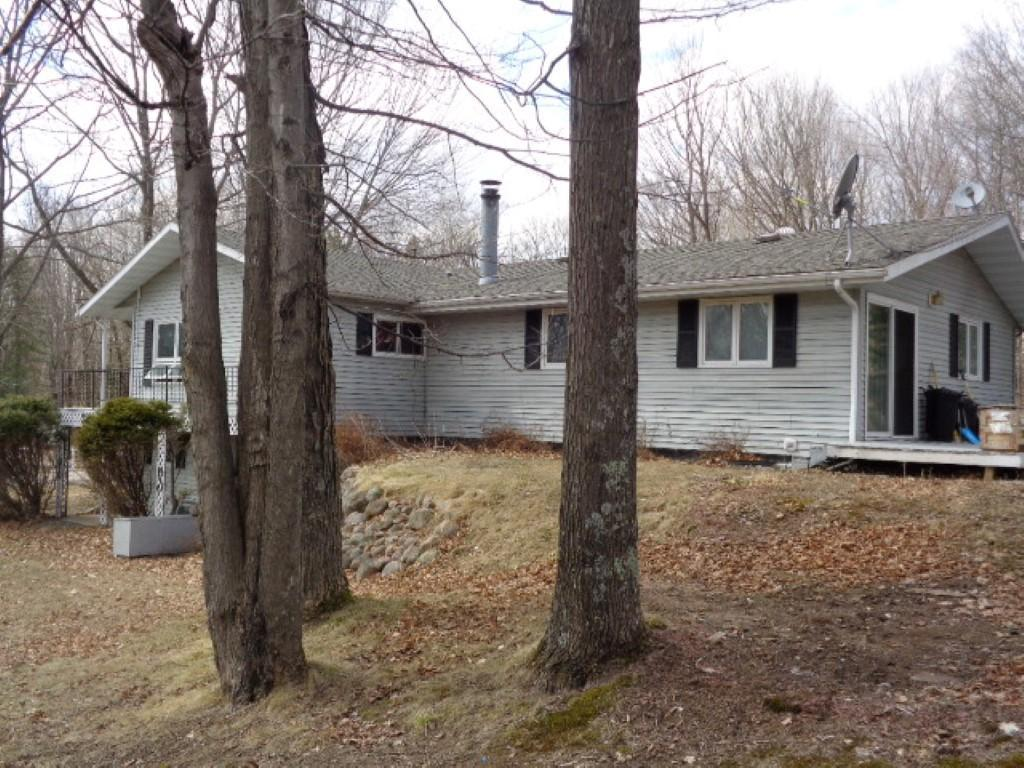 View Single-Family Home For Sale at 17428 W Burnt Dam Rd, Townsend, WI
