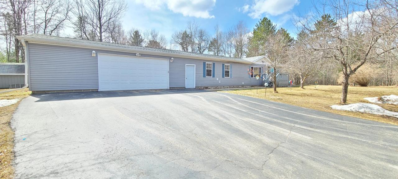 View Single-Family Home For Sale at W10461 Jessica LN, Crivitz, WI