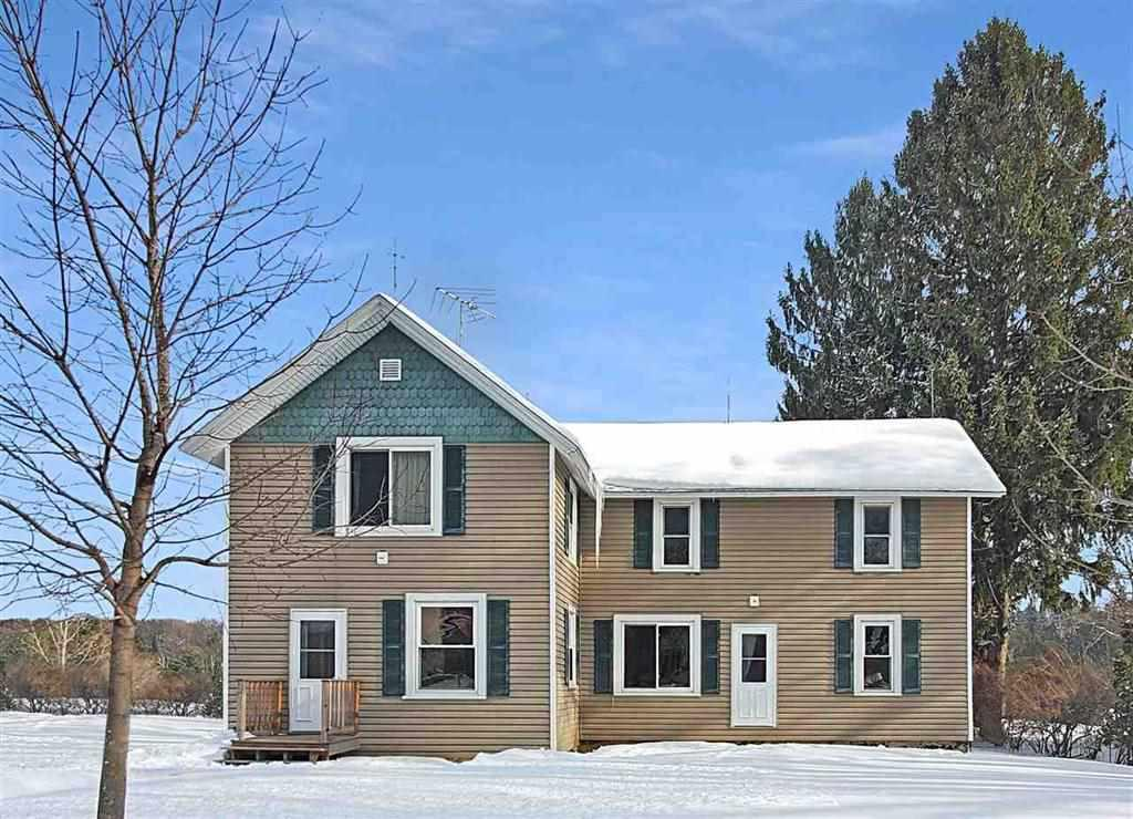 View Single-Family Home For Sale at W2249 HWY 22, Pulcifer, WI