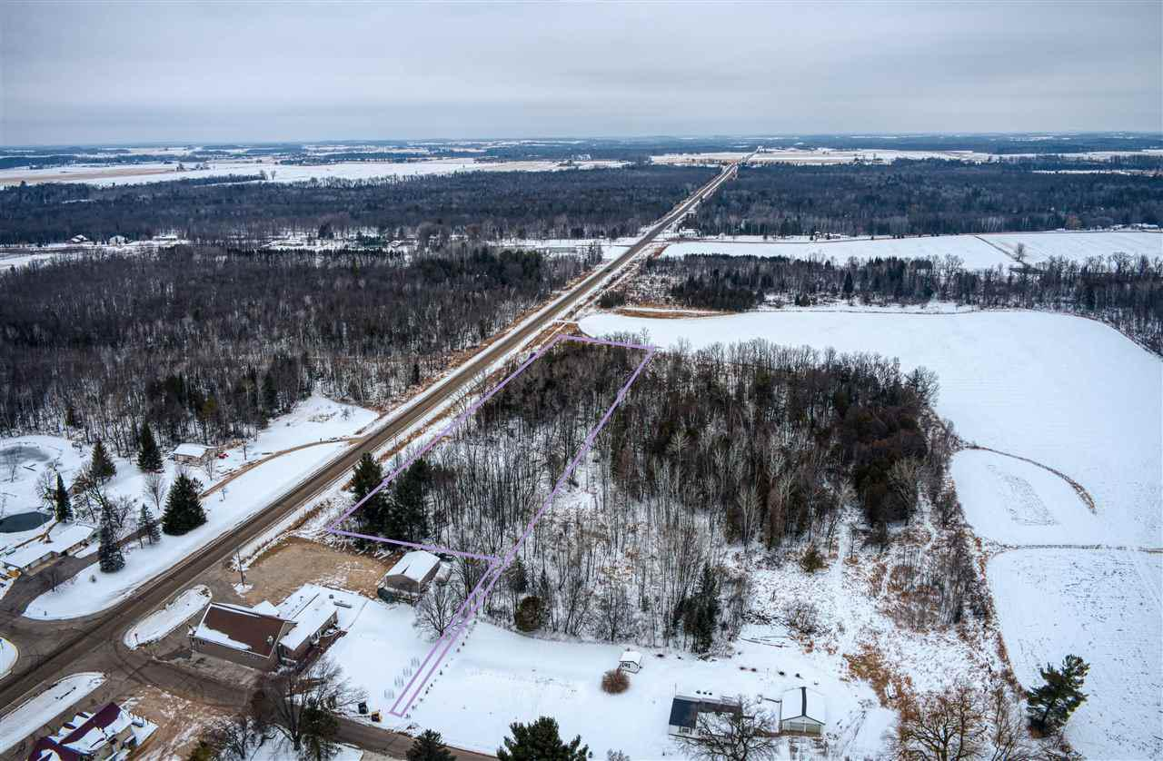 View Vacant Land For Sale at 5540 HWY 32, Gillett, WI