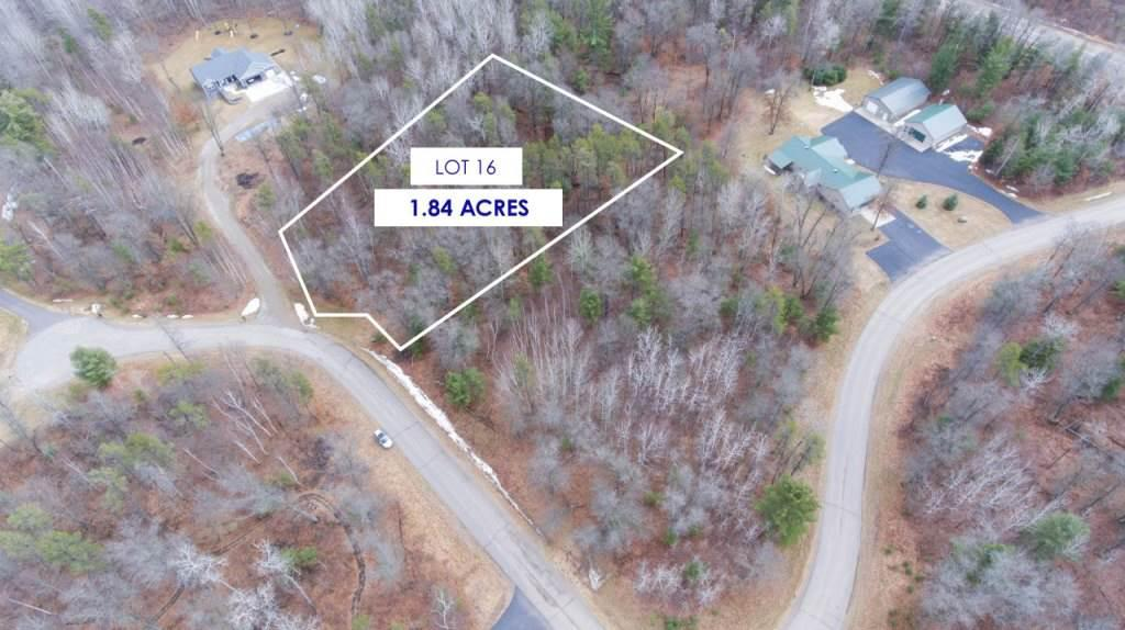 View Vacant Land For Sale at Lot 16 WIND SONG ROAD, Tomahawk, WI
