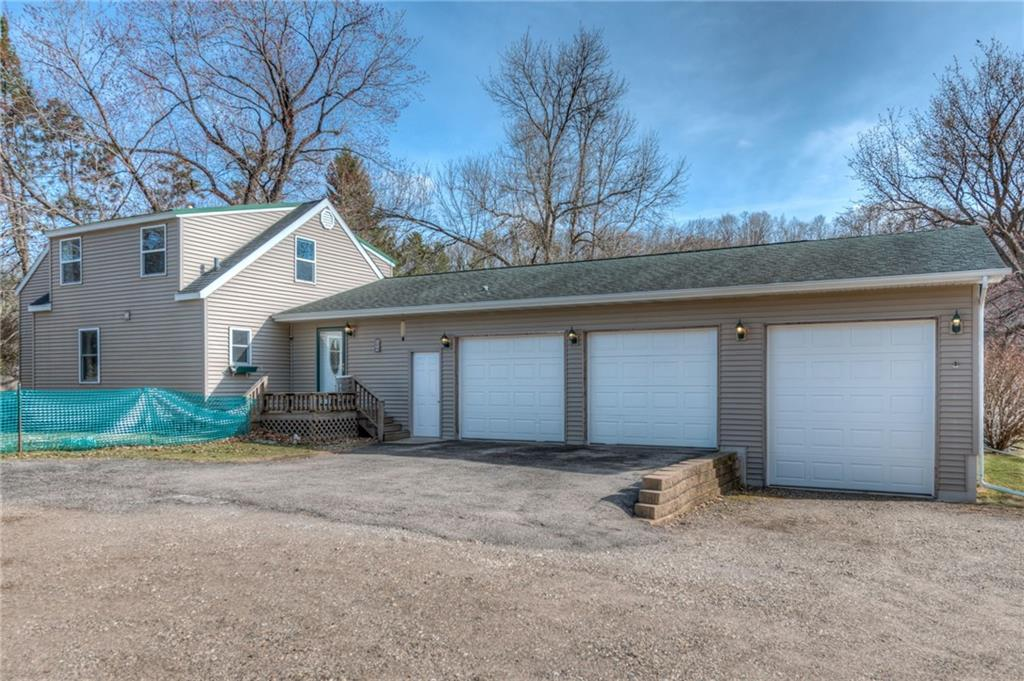 View Single-Family Home For Sale at S524 Curtis Avenue, Spring Valley, WI