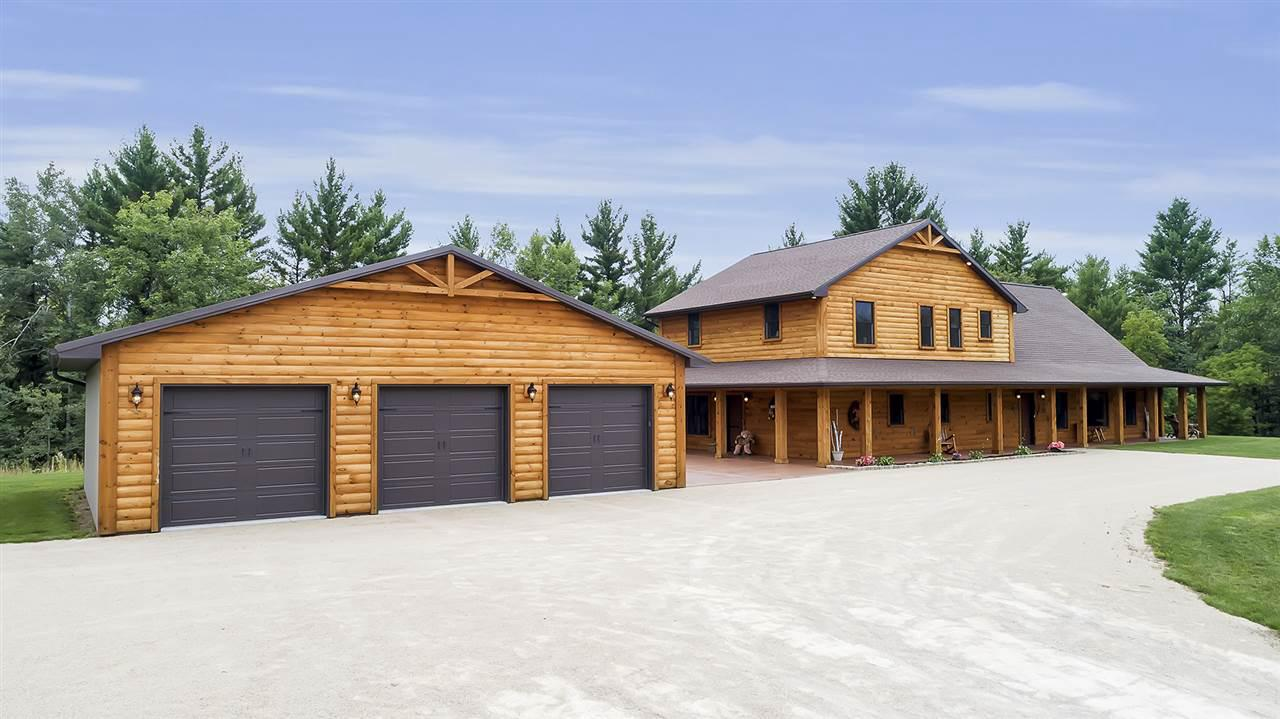 View Single-Family Home For Sale at 111 PIKE RIVER ROAD, Wausaukee, WI