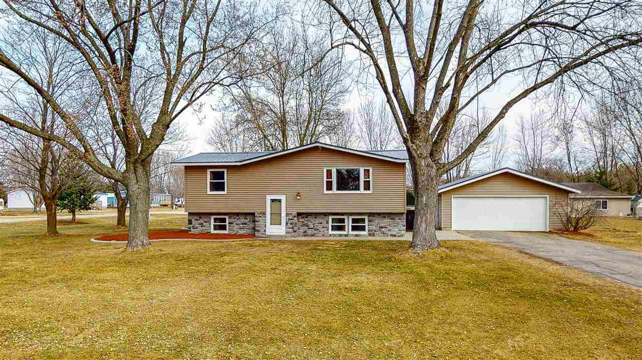 View Single-Family Home For Sale at 9534 SILVER SPRING STREET, Suring, WI