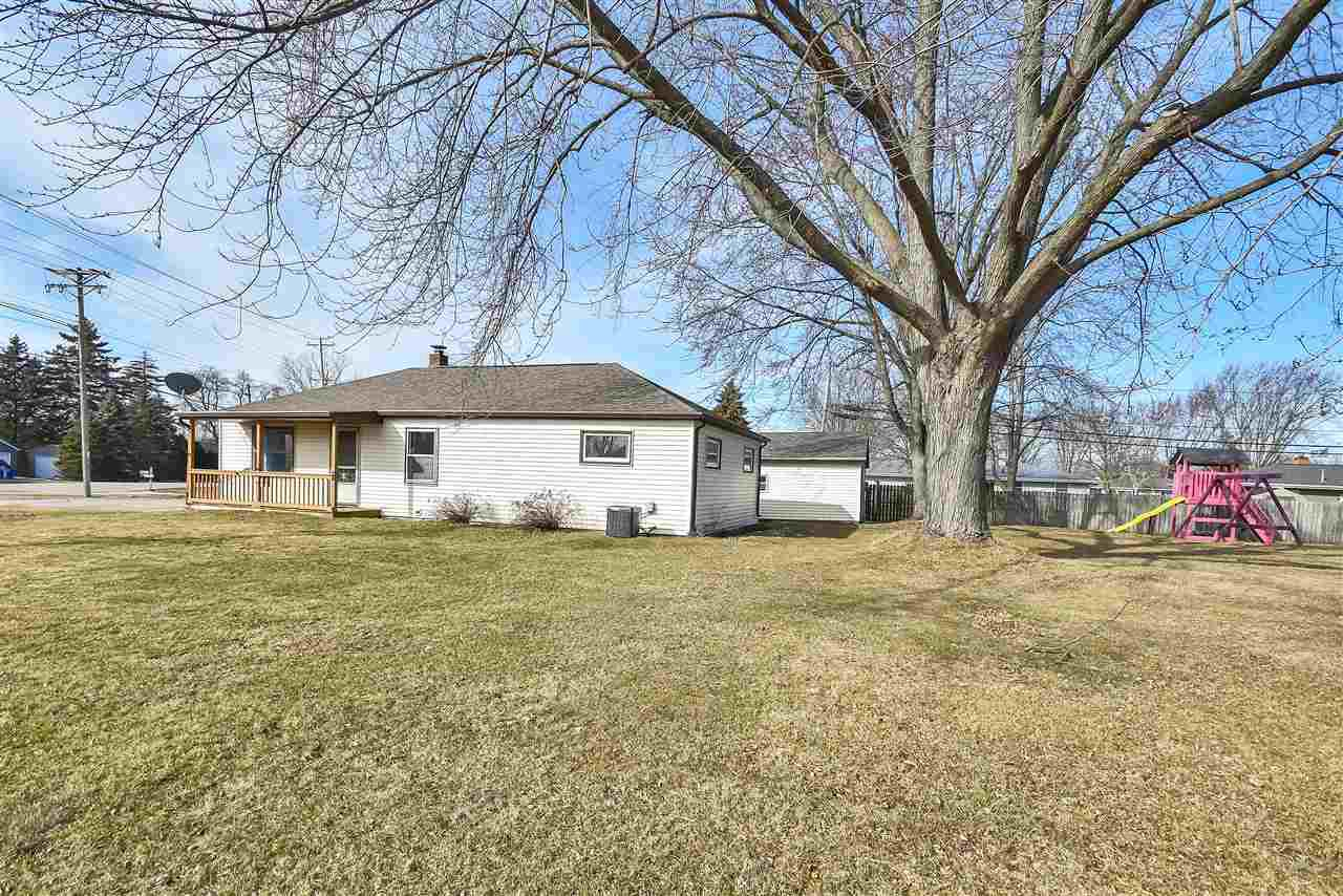 View Single-Family Home For Sale at 1586 MANITOWOC ROAD, Menasha, WI